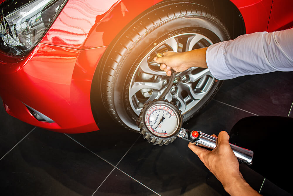 Can Low Tire Pressure Cause Vibration At High Speeds