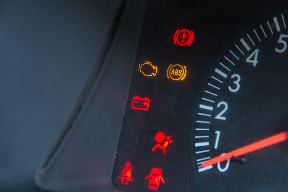 Decoding Your Dashboard Indicator Lights